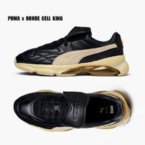 PUMA x RHUDE CELL KING★コラボ★BLACK/ OATMEAL