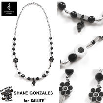 SALUTE(サルーテ) ネックレス・ペンダント 【SALUTE X SHANE GONZALES】MUSIC A NECKLACE ネックレス