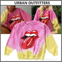 Urban Outfitters(アーバンアウトフィッターズ) スウェット・トレーナー URBAN OUTFITTERS/ローリングストーンズ クルーネックスウェット