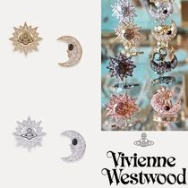 Vivienne Westwood SUN AND MOON ピアス 月 太陽
