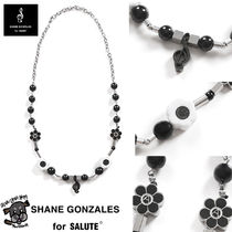 SALUTE(サルーテ) ネックレス・チョーカー 【SALUTE X SHANE GONZALES】MUSIC A NECKLACE ネックレス