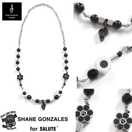【SALUTE X SHANE GONZALES】MUSIC A NECKLACE ネックレス