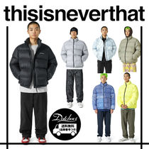 thisisneverthat PERTEX T Down Jacket YJ317 追跡付