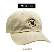 【国内発送可】KHAKI FRENCHIE DAD CAP