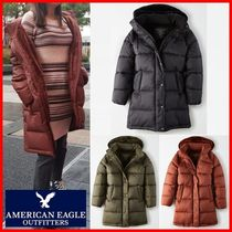 ★American Eagle★Down Long Jackets☆大人気・限定!!☆