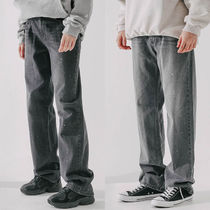 ★WV PROJECT★日本未入荷 韓国 Inky sprinkle wide Denim Pants