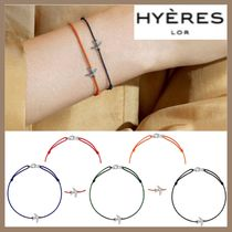 BTS着用【HYERES LOR】Colombedor FlyingSilverブレスレット/5色