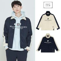 ROMANTIC CROWN★韓国大人気★LOGO COTTON WINDBREAKER