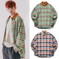 ★WV PROJECT★日本未入荷 シャツ Mocca balloon check Shirts