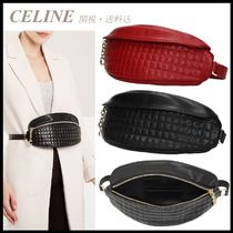 *CELINE*C Charm Quilted Leather Belt Bag 関税/送料込