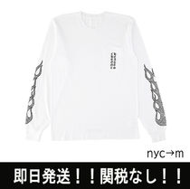 即納 CHROME HEARTS LONG-SLEEVE MEN'S