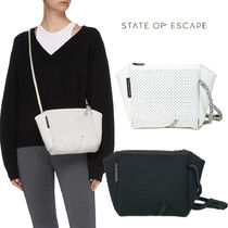 人気のネオンプレン☆State of Escape  FESTIVAL CROSS-BODY BAG