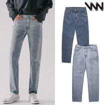 WV PROJECT★Mixed Denim Pants 2カラー - CJLP7426
