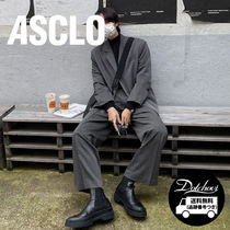 ASCLO 3 Button Over Suit (Gray) OH342 追跡付