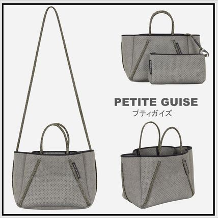 【State of Escape】2Wayトート&ショルダー☆PETITE GUISE