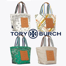 TORYBURCH トリーバーチ Gracie Printed TOTE【送料0/国内即発】