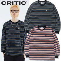 ★CRITIC★STRIPE LONG SLEEVES 2色