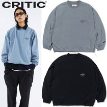 ★CRITIC★NYLON WARM UP SHIRTS 2色