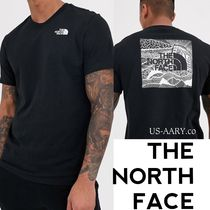【送料込】THE NORTH FACE*ブラックシャツ*RedBoxCelebration