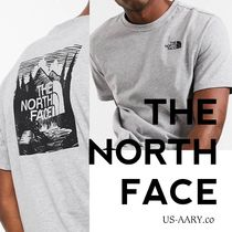 【送料込】THE NORTH FACE*グレーシャツ*RedBoxCelebration