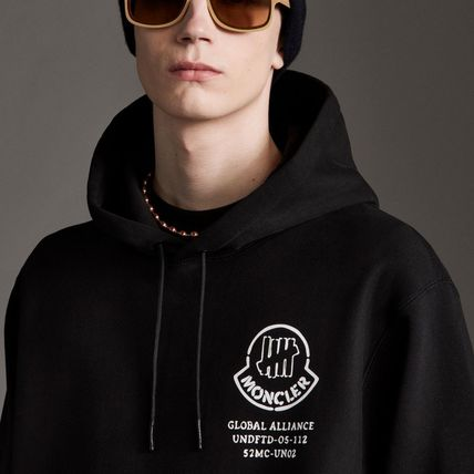 MONCLER パーカー・フーディ Moncler Genius 2020AW★1952 UNDEFEATEDコラボフーディ★関送込(5)