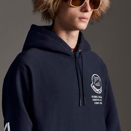 MONCLER パーカー・フーディ Moncler Genius 2020AW★1952 UNDEFEATEDコラボフーディ★関送込(10)