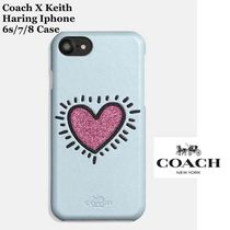 Coach X Keith Haring Iphone Case