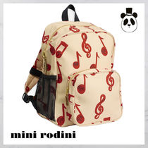 可愛いスクールバッグ☆【Mini Rodini】MUSIC SCHOOL BAG