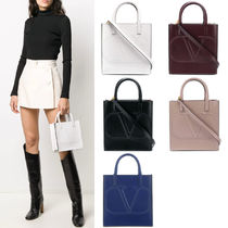 V2098 VLOGO WALK SMALL SHOPPING BAG