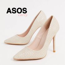 【ASOS】クロココートシューズ 送料・関税込み