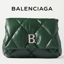 ∞∞BALENCIAGA∞∞ Touch Puffy quilted leather クラッチ☆