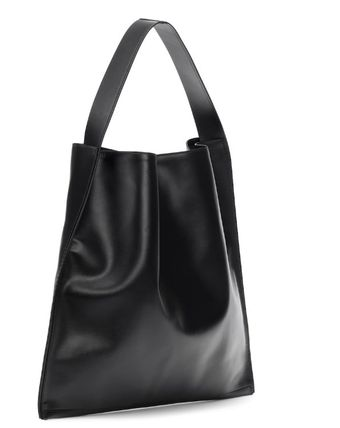 Jil Sander トートバッグ 【JIL SANDER】Border Medium leather tote(5)