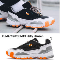 Helly Hansen PUMAコラボスニーカー  Trailfox MTS Helly Hansen