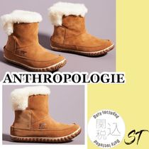 ANTHROPOLOGIE Sorel Out N About ブラウン ブーツ 関税込