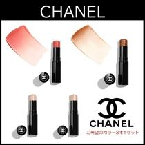 ☆CHANEL☆BAUME ESSENTIAL Multi-Use Glow Stick ☆3本1セット