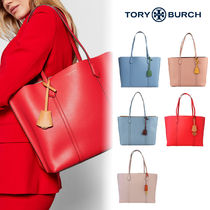 TORYBURCH トリーバーチ Perry Triple TOTE【送料0/国内即発】