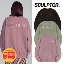 SCULPTOR Gradation Retro Sweatshirt BBH328 追跡付
