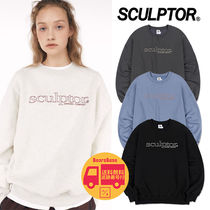 SCULPTOR Retro Outline Sweatshirt BBH330 追跡付