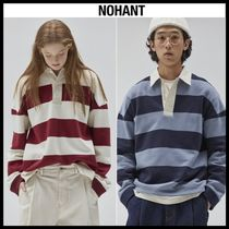 NOHANT(ノアン) Tシャツ・カットソー ☆NOHANT☆ Tシャツ MADE IN SEOUL 2020 RUGBY T SHIRT 男女兼用