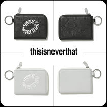 [Thisisneverthat] ★韓国大人気 ★Leather Wallet