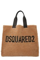 DSQUARED2 ♪ 'News'トートバッグ SPW0022096032115076