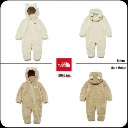 THE NORTH FACE(ザノースフェイス) ベビーロンパース・カバーオール THE NORTH FACE ★ INFANT CAMPSHIRE ONE-PIECE★ベイビー 2色