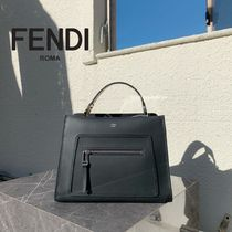 FENDI RUNAWAY 2WAY SMALL TOTE BAG