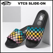20-21AW!! ◆Vans◆ WOMENS VTCS SLIDE-ON