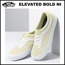 男女OK!! 20-21AW ◆Vans◆ ELEVATED BOLD NI