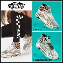 男女OK!! 20-21AW ◆Vans◆ MIXED MEDIA SUPER COMFYCUSH SK8-HI
