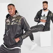 adidas Men's Camo Hoodie and Jogger 上下セット