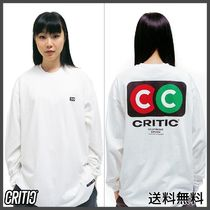 [CRITIC] TRAFFIC SIGN LONG SLEEVE(WHITE)