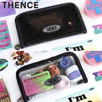 ★THENCE★SEWING POUCH_GLITTER【追跡送料込】