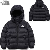 繰越商品 [THE NORTH FACE] K'S COLOR T-BALL NUPTSE EX HOODIE